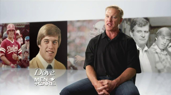 Dove Men+Care TV Spot, 'The Play' Featuring John Elway - 3 commercial airings