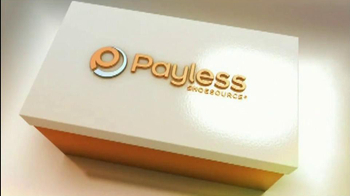 Payless Shoe Source TV Spot, 'Festively Low Prices' - Thumbnail 1