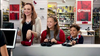 Payless Shoe Source TV Spot, 'Festively Low Prices'
