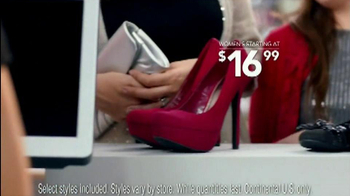 Payless Shoe Source TV Spot, 'Festively Low Prices' - Thumbnail 7