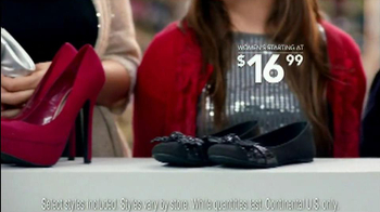 Payless Shoe Source TV Spot, 'Festively Low Prices' - Thumbnail 8