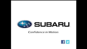 2013 Subaru Forester TV Spot, 'Share the Love Event'  - Thumbnail 9