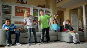 NFL Play 60 TV Spot 'Kinect'
