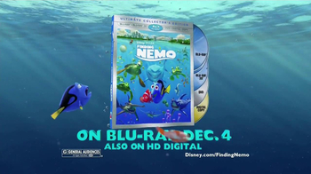 Finding Nemo Blu-ray TV Spot
