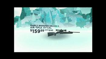 Cabela's Christmas Sale TV Spot, 'Air Rifle' - Thumbnail 4