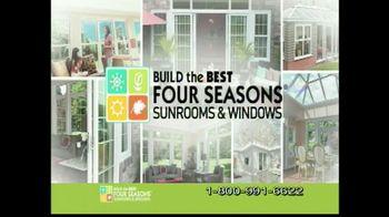 Four Seasons Sunrooms Hampton Room TV Spot
