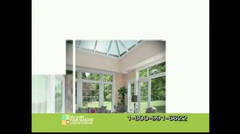 Four Seasons Sunrooms Hampton Room TV Spot - Thumbnail 2