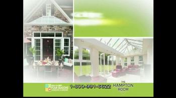 Four Seasons Sunrooms Hampton Room TV Spot - Thumbnail 3