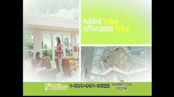 Four Seasons Sunrooms Hampton Room TV Spot - Thumbnail 5