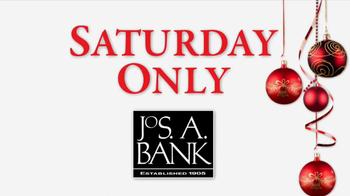 JoS. A. Bank Saturday Sale TV Spot, 'Holiday Doorbusters' - Thumbnail 1