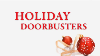 JoS. A. Bank Saturday Sale TV Spot, 'Holiday Doorbusters' - 59 commercial airings
