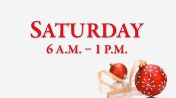 JoS. A. Bank Saturday Sale TV Spot, 'Holiday Doorbusters' - Thumbnail 3