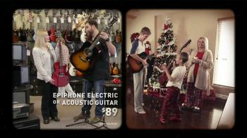 Guitar Center TV Spot, 'Epiphone Electric or Acoustic Guitar' - Thumbnail 6