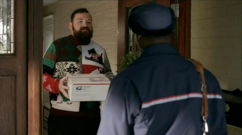 United States Postal Service USPS TV Spot, 'Same Sweater' - Thumbnail 6