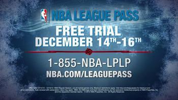 NBA League Pass TV Spot, 'Free Trial' - Thumbnail 9