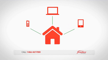 Frontier Gift Card TV Spot 'Wireless Router'  - Thumbnail 6
