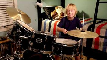 Guitar Center TV Spot, 'Drum Set: Hey, Mom' - Thumbnail 1