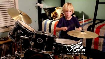 Guitar Center TV Spot, 'Drum Set: Hey, Mom' - Thumbnail 5