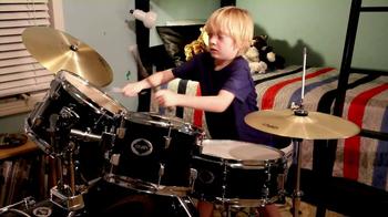 Guitar Center TV Spot, 'Drum Set: Hey, Mom' - Thumbnail 3