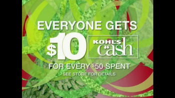 Kohl's Big Christmas Sale TV Spot - Thumbnail 8