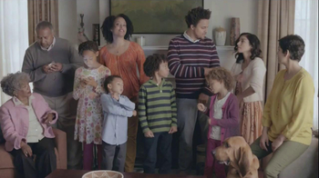 Samsung Galaxy Note II TV Spot, 'Family Photo'