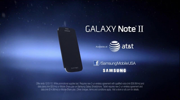 Samsung Galaxy Note II TV Spot, 'Family Photo' - Thumbnail 10