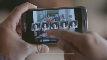 Samsung Galaxy Note II TV Spot, 'Family Photo' - Thumbnail 3