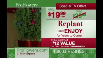 ProFlowers TV Spot, 'Christmas Wish' - Thumbnail 4