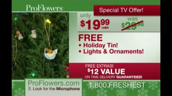 ProFlowers TV Spot, 'Christmas Wish' - Thumbnail 5