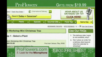 ProFlowers TV Spot, 'Christmas Wish' - Thumbnail 6