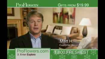 ProFlowers TV Spot, 'Christmas Wish' - Thumbnail 8