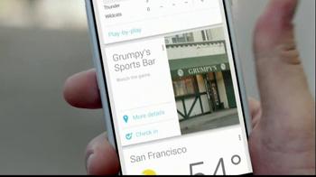 Motorola Droid Razr M TV Spot, 'Missing the Game'  - Thumbnail 5