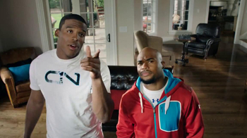 Foot Locker TV Spot, 'Cam Cam' Featuring Cam Newton and Steve Smith - Thumbnail 3