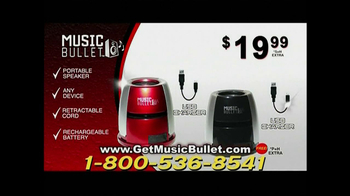 Music Bullet TV Spot  - Thumbnail 10