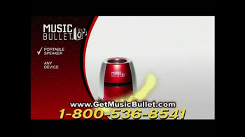 Music Bullet TV Spot  - Thumbnail 9