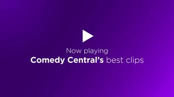 Yahoo! Screen TV Spot, 'Comedy Central' - Thumbnail 1