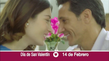 ProFlowers TV Spot, 'Día de San Valentín' [Spanish] - 7 commercial airings