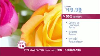 ProFlowers TV Spot, 'Día de San Valentín' [Spanish] - Thumbnail 4