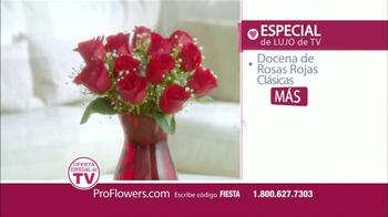 ProFlowers TV Spot, 'Día de San Valentín' [Spanish] - Thumbnail 5
