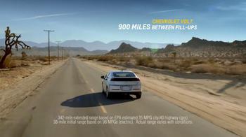Chevrolet Volt TV Spot, 'Is This An Electric Car?' - Thumbnail 10