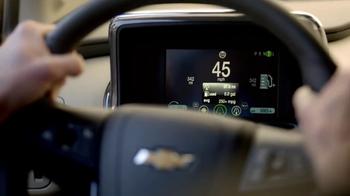 Chevrolet Volt TV Spot, 'Is This An Electric Car?' - Thumbnail 6
