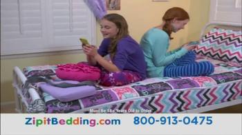 Zipit Bedding TV Spot