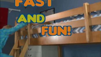 Zipit Bedding TV Spot - Thumbnail 3