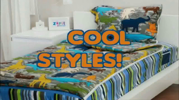 Zipit Bedding TV Spot - Thumbnail 4