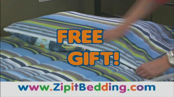 Zipit Bedding TV Spot - Thumbnail 8