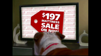 Mattress Discounters $197 Mattress Sale TV Spot