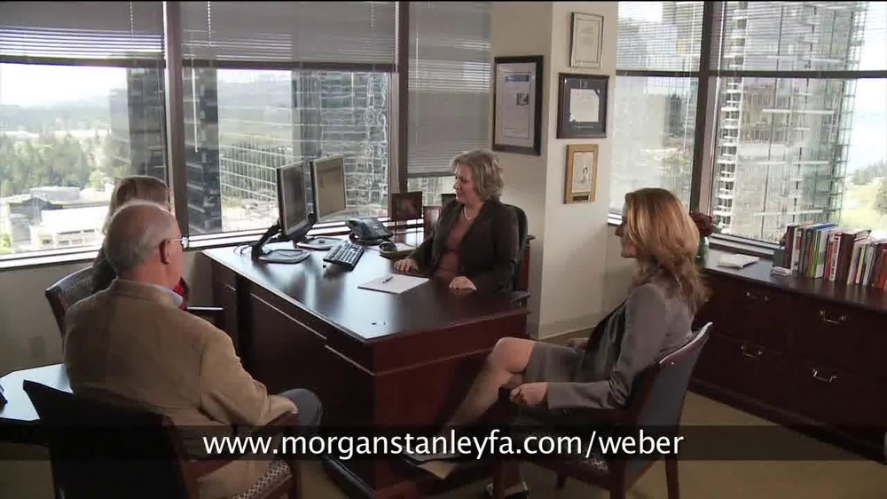 Morgan Stanley TV Commercial, 'Office'