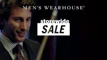 Men's Wearhouse Storewide Sale TV Spot - 97 commercial airings