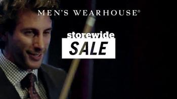 Men's Wearhouse Storewide Sale TV Spot - 92 commercial airings