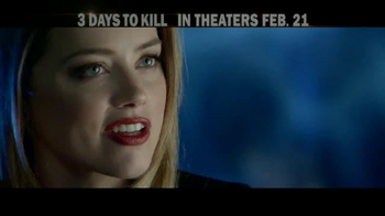 3 Days to Kill - Alternate Trailer 14